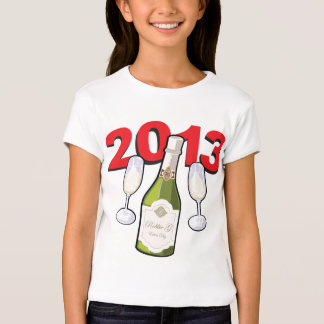 Happy New Year 2013 Celebration T-Shirt