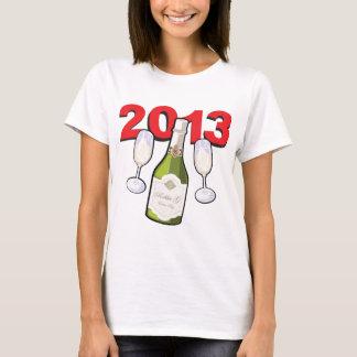 Happy New Year 2013 Celebration T-Shirt