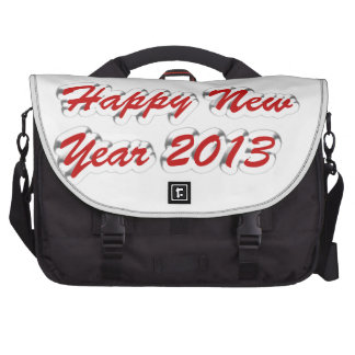 Happy New Year 2013 Commuter Bags