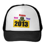 happy new year -2013 hat