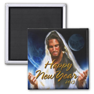 Happy New Year 2013 Magnet