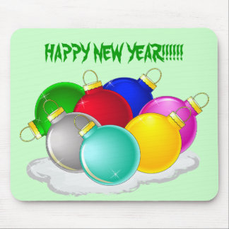 Happy new year!!! 2013 mouse pad