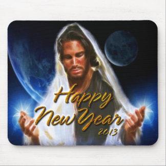 Happy New Year 2013 Mousepad