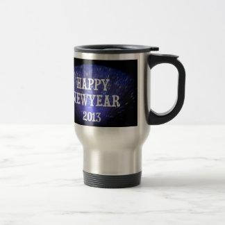 Happy New Year 2013 Coffee Mugs
