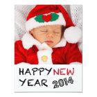 Happy New Year 2013 Photo Card
