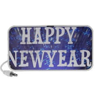Happy New Year 2013 Travel Speaker
