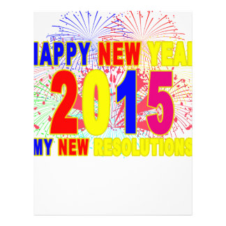 HAPPY NEW YEAR 2015 M.png Letterhead Design