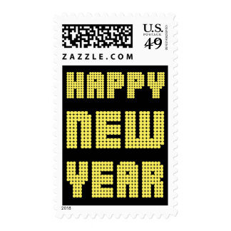 Happy New Year | 2015 Stamp