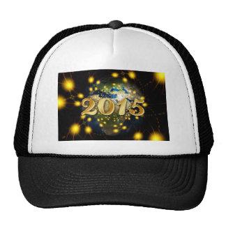 Happy New Year 2015 Trucker Hat