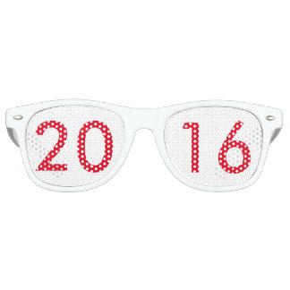 Happy New Year 2016 Glasses Wayfarer Sunglasses