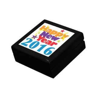 Happy New Year 2016 Jewelry Box