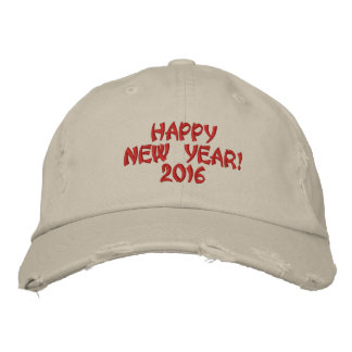 HAPPY NEW YEAR 2016 PARTY HAT