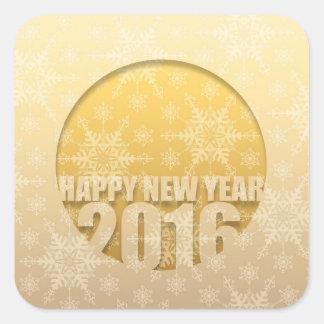 Happy New Year 2016 - Stickers 4 -