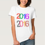 Happy New Year 2016 T-shirts