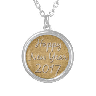 Happy New year 2017 Necklace