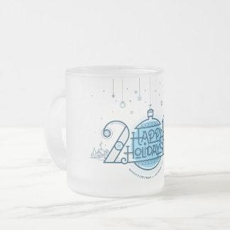 Happy New Year 2018. Mug