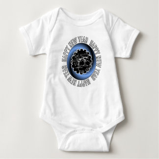 Happy New Year 2 Baby Clothes Baby Bodysuit