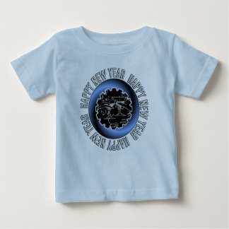 Happy New Year 2 Baby Clothes Baby T-Shirt