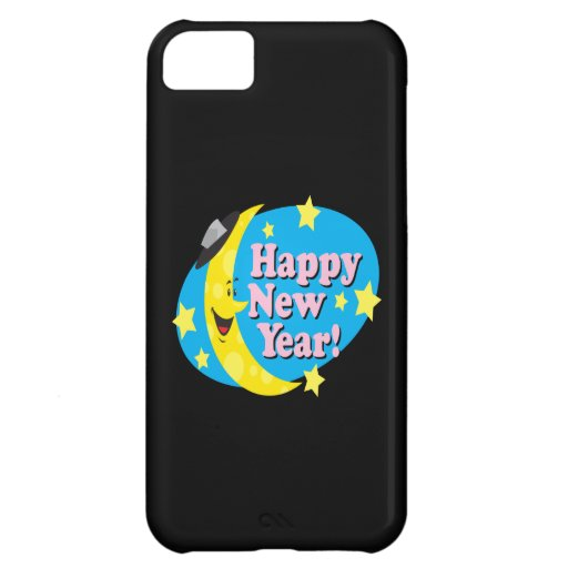 Happy New Year 5 Case For iPhone 5C