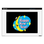 "Happy New Year 5 Skins For 15"" Laptops"