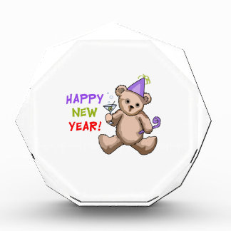 Happy New Year ! Acrylic Award