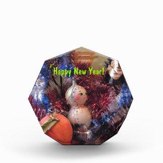 Happy New Year Award