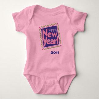 HAPPY NEW YEAR BABY BODYSUIT