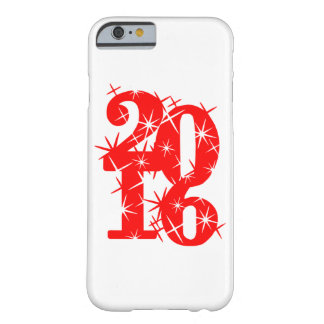 Happy New Year Barely There iPhone 6 Case