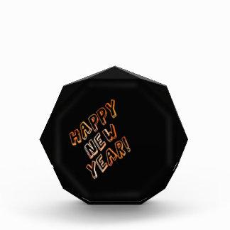 happy new year black award