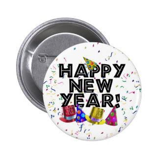 HAPPY NEW YEAR! PIN