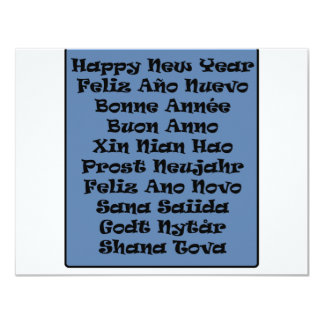 ** Happy New Year ** Card