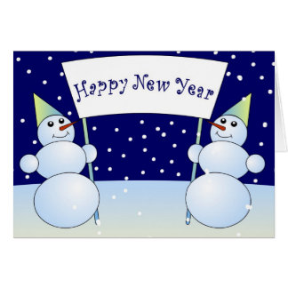 Happy new year!!! cards
