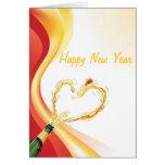 Happy new year cartoes