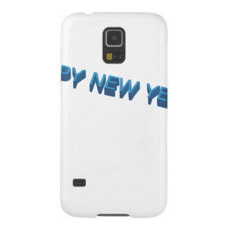 Happy New year Galaxy S5 Cover