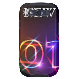 Happy New Year Samsung Galaxy SIII Case