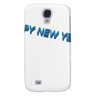 Happy New year Samsung Galaxy S4 Cover