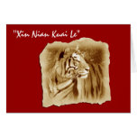 Happy New Year!-Chinese Tiger Year Greeting Cards