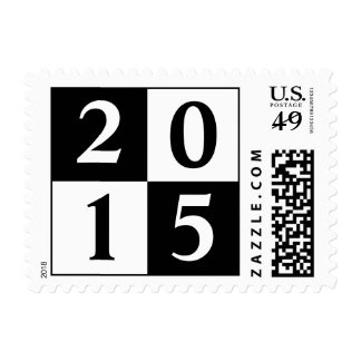 Happy New Year | Class of 2015 Stamp