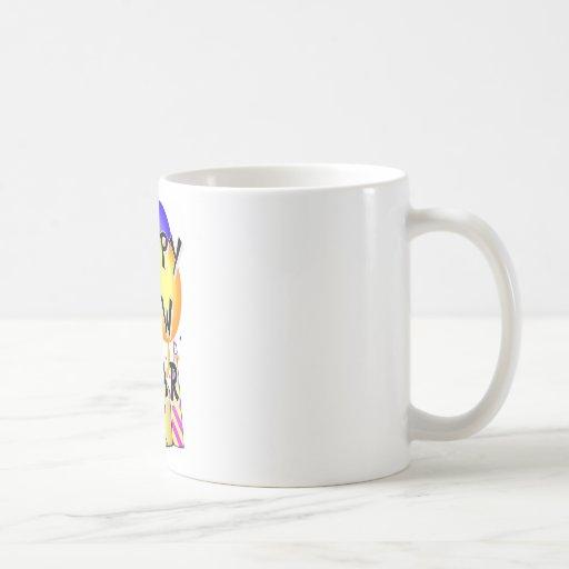Happy New Year! Coffee Mug