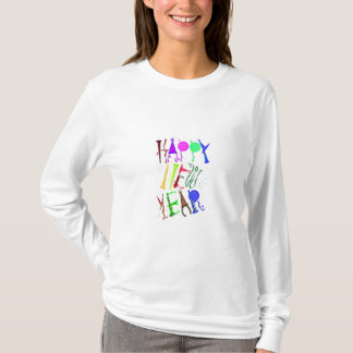Happy New Year Color 2 T-Shirt