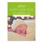 Happy New Year Custom Invite