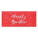 Happy New Year Custom Rack Cards
