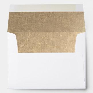 Happy New Year. Custom Year Envelopes