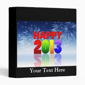 Happy New Year Design Binder