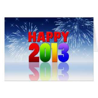 Happy New Year Design Cards