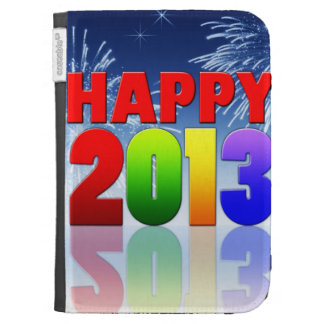 Happy New Year Design Cases For Kindle