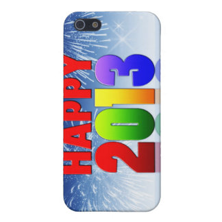 Happy New Year Design iPhone 5 Covers