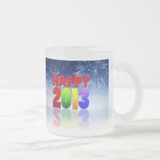 Happy New Year Design Mugs