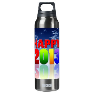 Happy New Year Design SIGG Thermo 0.5L Insulated Bottle