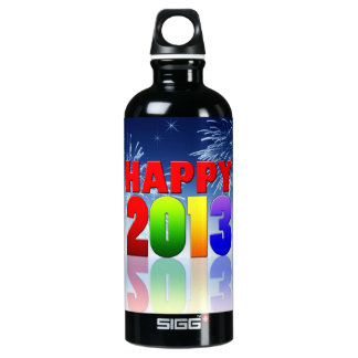 Happy New Year Design SIGG Traveler 0.6L Water Bottle